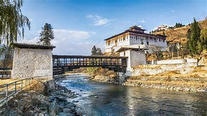Bhutan Solidali Viaggi Dzong Rinpung Paro