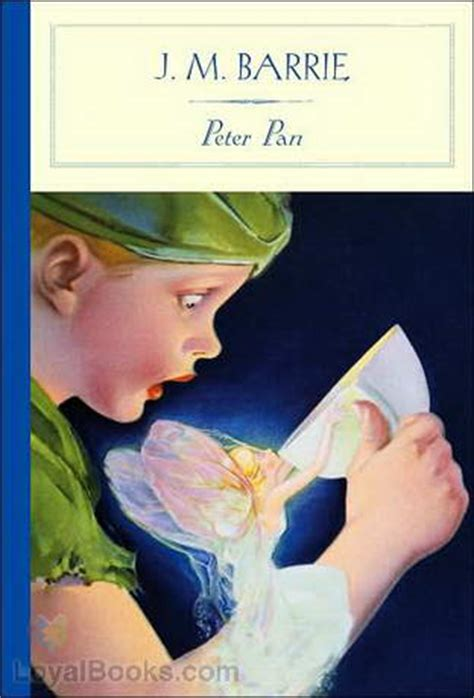 pan by j m barrie free at loyal books 488 | Peter Pan