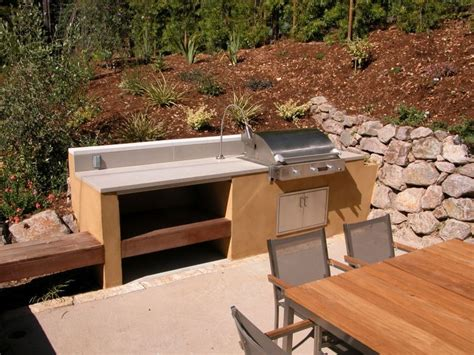 Easy Outdoor Kitchen Ideas  Kitchen Designs › How To