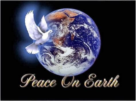 Image result for peace on earth