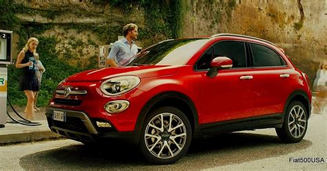 Fiat Commercial by Fiat 500x Blue Pill Commercial Fiat 500 Usa