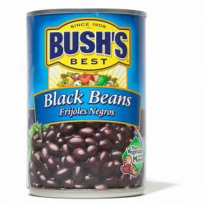 Canned Black Beans