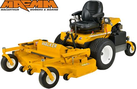 from zero to a pro delphi walker mh27i out front zero turn ride on mower mower only