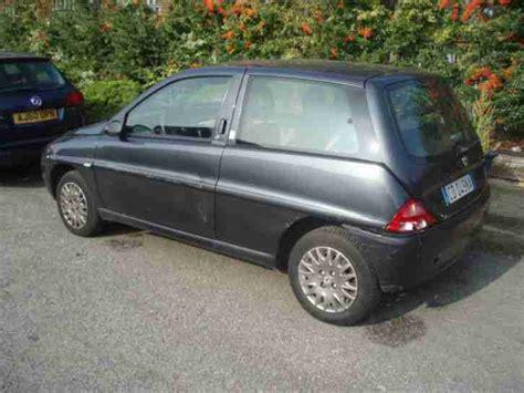 Lancia Ypsilon Left Hand Drive Lhd. Car For Sale