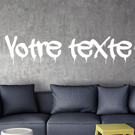 sticker texte personnalis 233 bombing stickers professionnels stickers vitrine magasin ambiance
