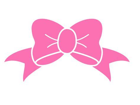 pearl bow hair clip pink bow clip vector clip royalty