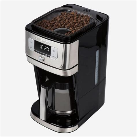 The best cuisinart coffee makers are regular entries on any list of the best coffee makers. Cuisinart Next Generation Burr Grind and Brew Coffee Maker - DGB-800C    The Brick