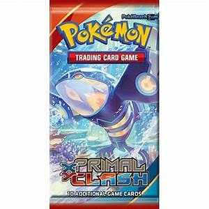 Pokemon Sealed Booster Pack (10 Cards) - XY Primal Clash