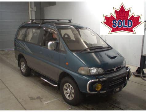 amazing mitsubishi delica 1994 mitsubishi delica l400 36km amazing auto imports