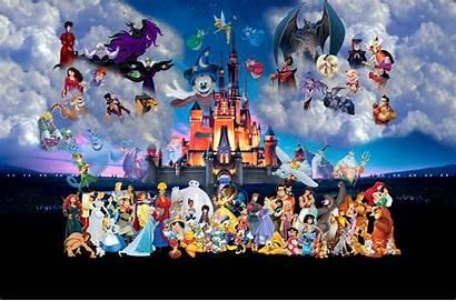 Disney Willains Wallpapers Cartoon Pixelstalk