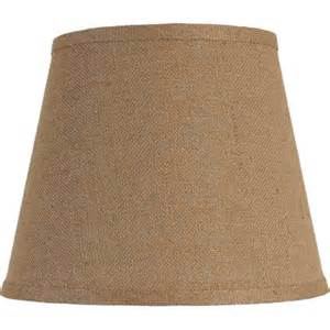 better homes and gardens burlap drum shade walmart com