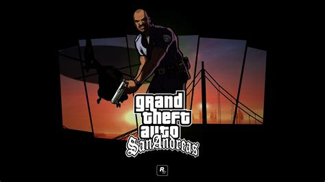 Grand Theft Auto San Andreas, Rockstar Games, Video Games