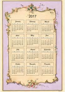 kalender design free printable 2017 vintage design calendar ausdruckbarer kalender freebie meinlilapark