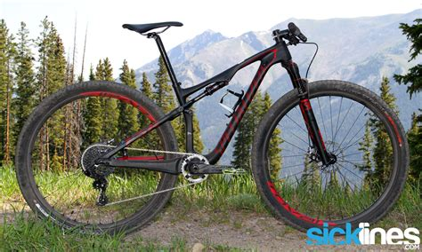 2014 Epic Expert Carbon World Cup 29er - Sick Lines Gallery