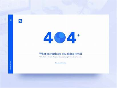 404 Shots Ui Daily Inspiration Dribbble