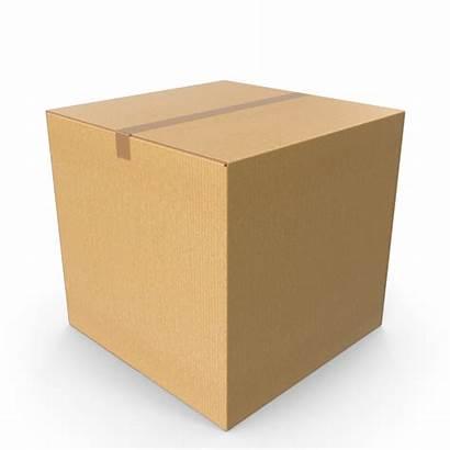 Cardboard Box Pixelsquid Psd Interactivity Initial Loading