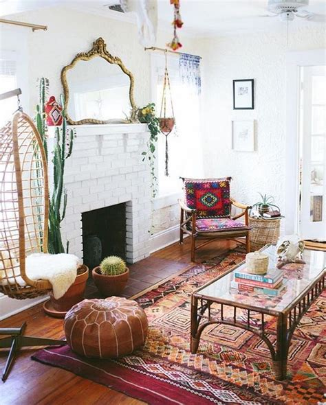 Happy Bohemian Home Inspires by Bohemian Decor