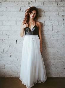 Ouma Leather Tulle Etsy Wedding Dress Nouba Ouma
