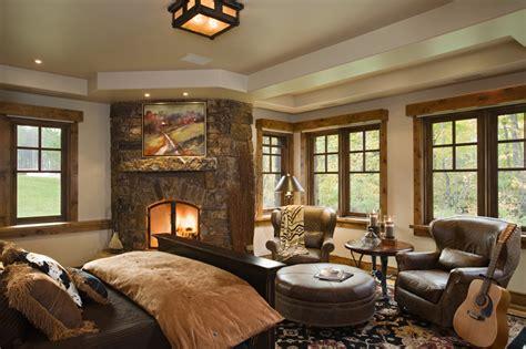 Fabulous Rustic Interior Design  Home Design, Garden