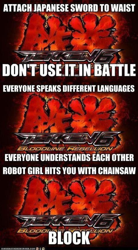 Tekken Memes - 17 best images about tekken on pinterest devil search and free games