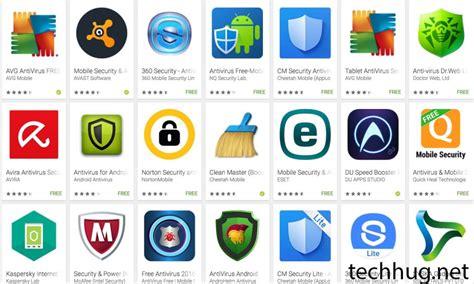 top five antivirus apps for android techarena chuyện nực cười antivirus l 224 v 244 ưu