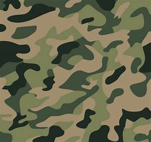 Custom camouflage wallpaper Army Green camouflage