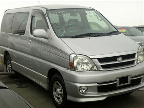 Toyota Hiace Wallpapers by 2001 Toyota Hiace Regius Wallpapers