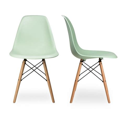 charles eames charles eames dsw plastic chair limited