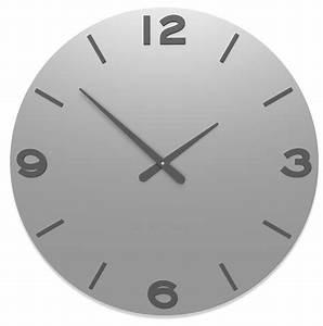 Horloge Moderne Murale : horloge murale design smarty ~ Teatrodelosmanantiales.com Idées de Décoration