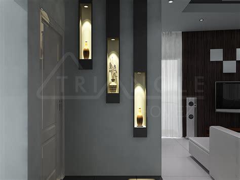 variety wall niche architects  kerala interior