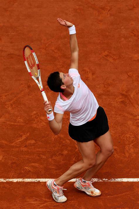 See more of ana karla suarez official on facebook. Carla Suarez Navarro - 2014 French Open at Roland Garros - Quarterfinals • CelebMafia