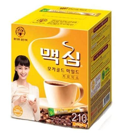 Мой офисный кофе my office coffee 1 уп*100шт. Korean Instant Coffee Mix Maxim Mocha Gold Mild 210 Sticks