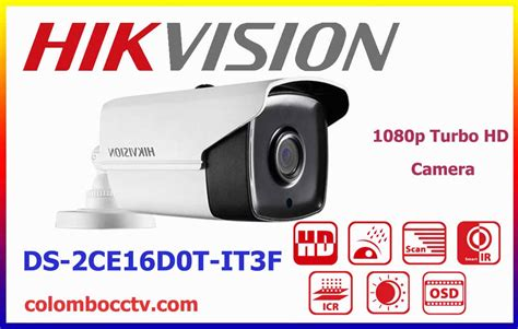 ds cedt itf hikvision turbo hd camera colombo cctv