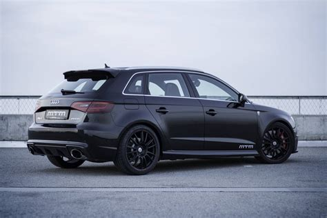 Audi Rs3 official mtm audi rs3 with 300km h top speed gtspirit
