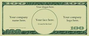play money template peerpex With custom fake money template
