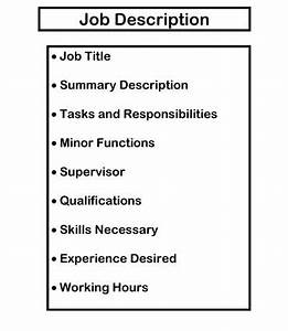 Job descriptions: a basic tool on the dairy : Dairy ...