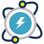 Data Icon Power Center Utility Feeds Minneapolis