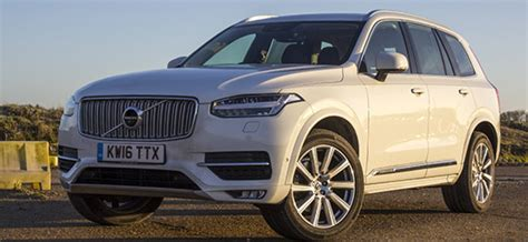 long term test volvo xc  thechauffeurcom