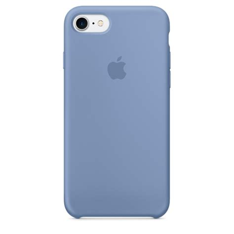 iphone covers iphone 7 silicone azure apple