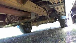 1999 Ford F250 Undercarriage