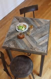 Pallet Furniture Pub Table