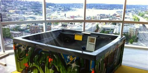 office tub seattle s tub business insider