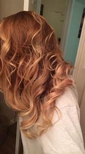 Ombré Hair Auburn : best 25 auburn blonde hair ideas on pinterest strawberry brown hair light auburn and fall ~ Dode.kayakingforconservation.com Idées de Décoration
