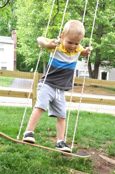 You Swing by 4 Swings You Can Make From Things You At Home Wide