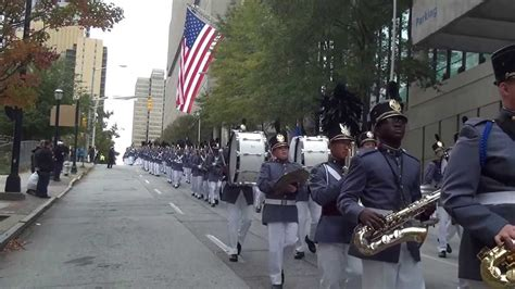 Atlanta Veterans' Day Parade 2013