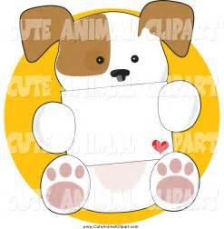 Cute Puppy Love Clip Art