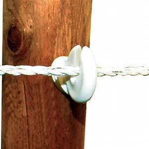 Screw-in Ring Insulator - Powerfields