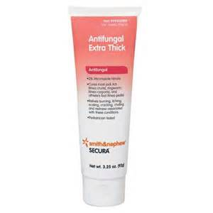 Secura Antifungal Extra Thick Cream, 3.25 oz