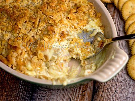 chicken casserole recipe the midnight baker creamy chicken ritz casserole
