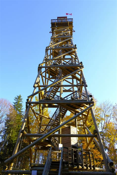 Skatu tornis Tempļa kalnā - redzet.eu